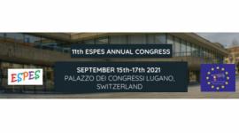ESPES 2021: 11th Annual Congress